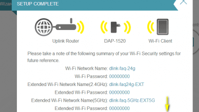 How do I set up and install my Wireless Extender ? - D link extender 7