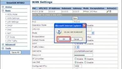 Huawei Router Configuration 11