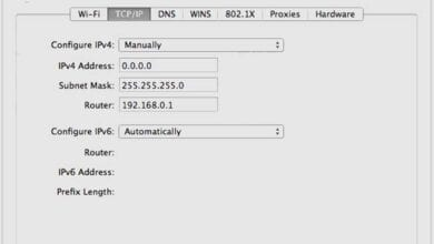 Photo of How to add IPs manually on MAC