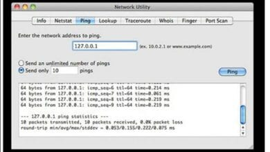 Photo of How to ping MAC OS