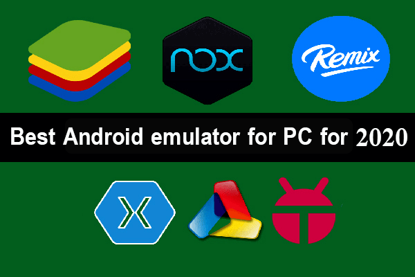 Best Android emulator for PC for 2021