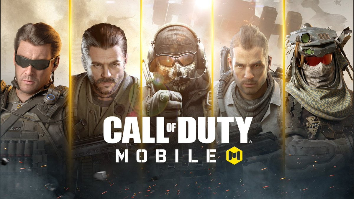 Download Call Of Duty Mobile for android and iOS