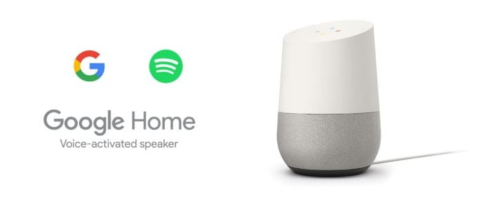 How to connect Spotify with Google Home?