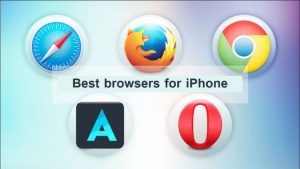 Best browsers for iPhone