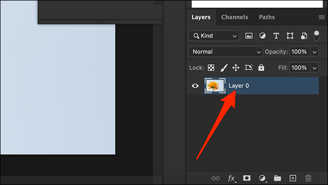 select layer